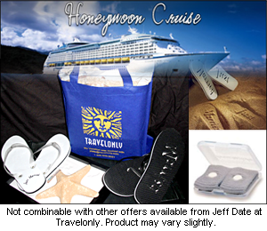 Travelonly Honeymoon Cruise Promotion