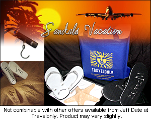 Travelonly Vacation Promotion Package
